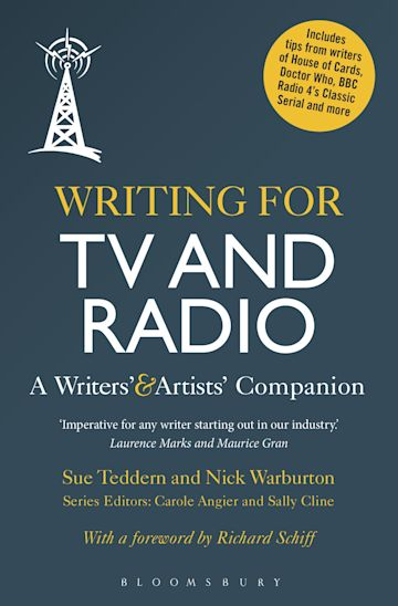 Writing for TV and Radio cover