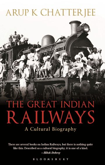 The Great Indian Railways cover
