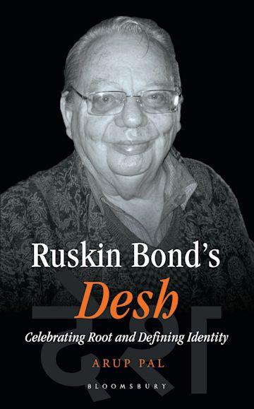 Ruskin Bond's Desh cover