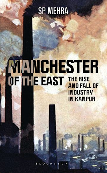 Manchester of the East cover