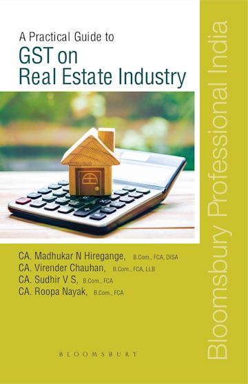 A Practical Guide to GST on Real Estate Industry cover