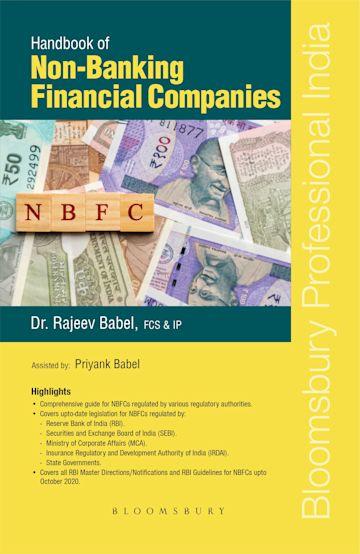 Handbook of Non-Banking Financial Companies cover