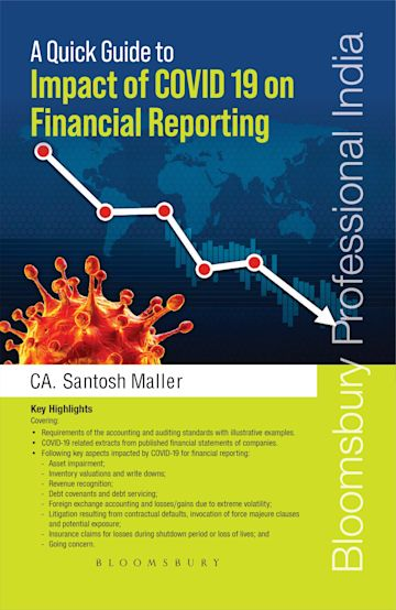 Quick Guide to Impact of COVID 19 on Financial Reporting, 1e cover