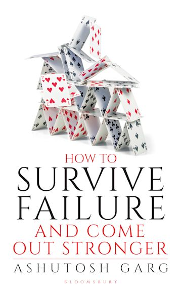 How to Survive Failure and Come out Stronger cover