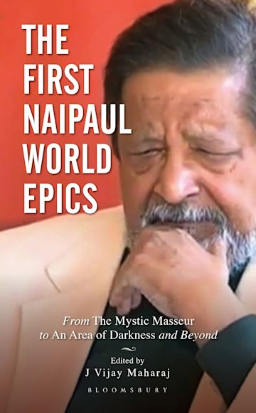 The First Naipaul World Epics cover