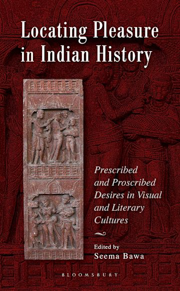 Locating Pleasure in Indian History cover