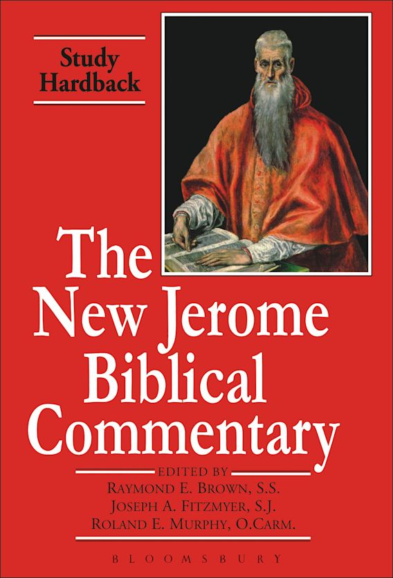 New Jerome Biblical Commentary cover
