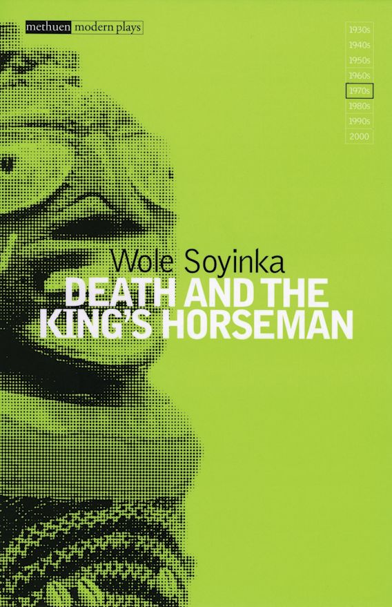 Death and the King's Horseman cover