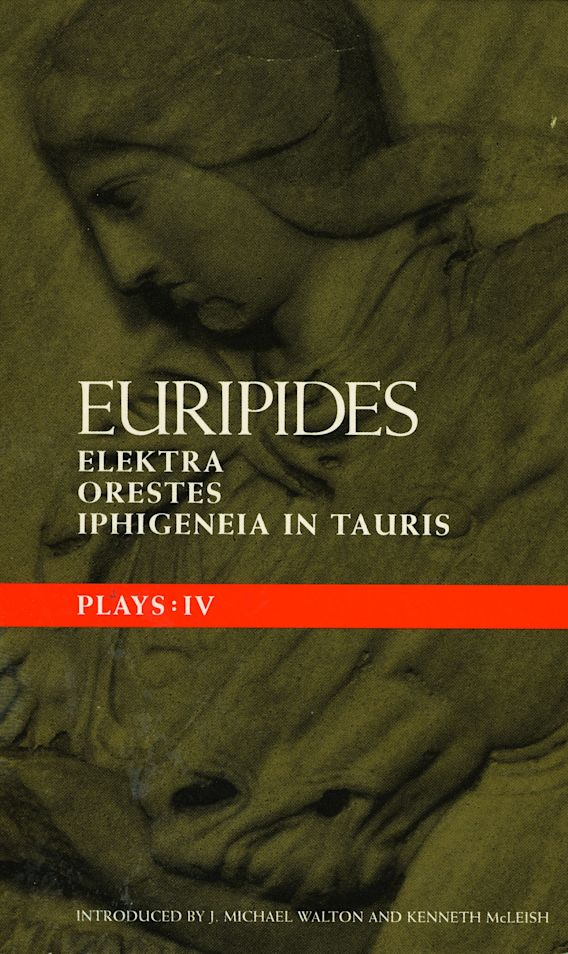 Euripides Plays: 4 cover