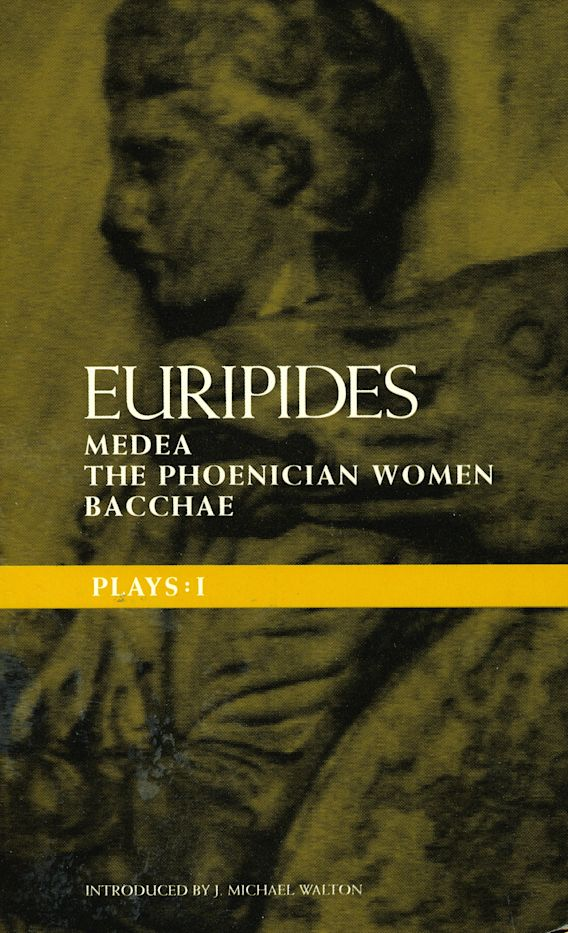 Euripides Plays: 1 cover