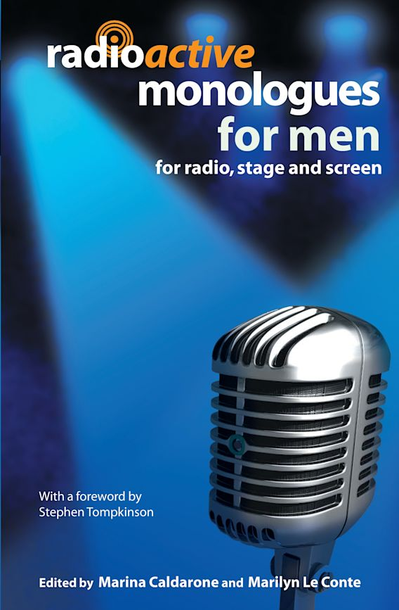 Radioactive Monologues for Men cover