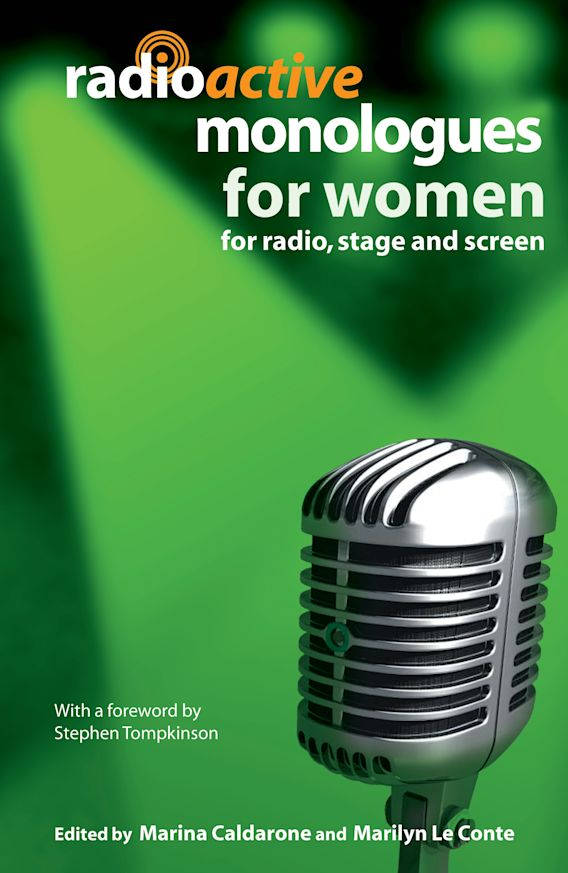 Radioactive Monologues for Women cover