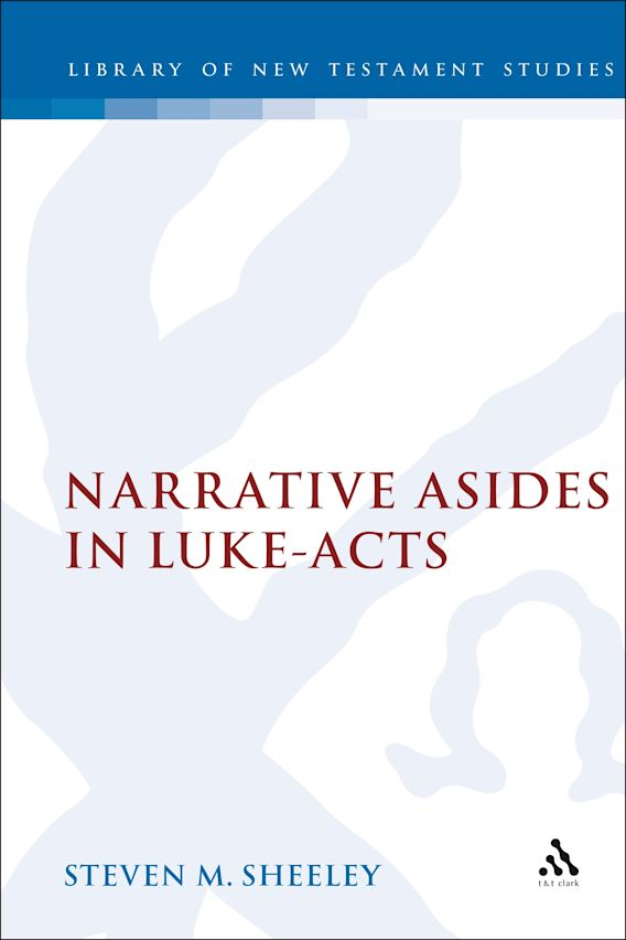 Narrative Asides in Luke-Acts cover