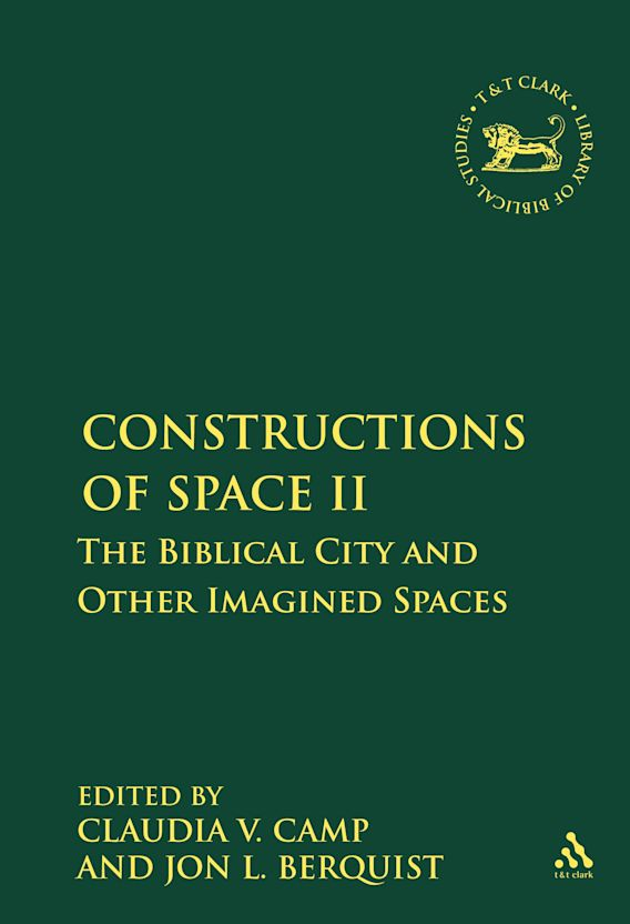 Constructions of Space II cover