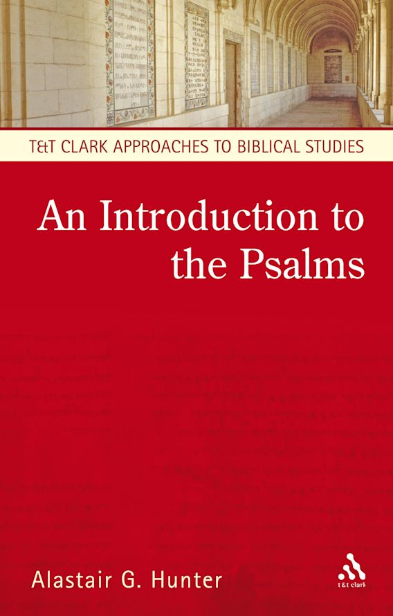 An Introduction to the Psalms cover