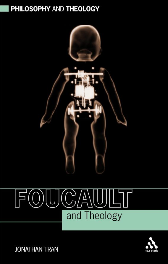 Foucault and Theology cover