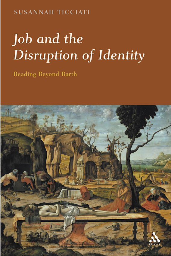 Job and the Disruption of Identity cover