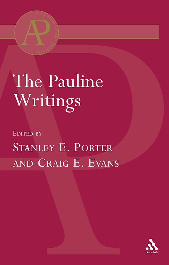 The Pauline Writings cover