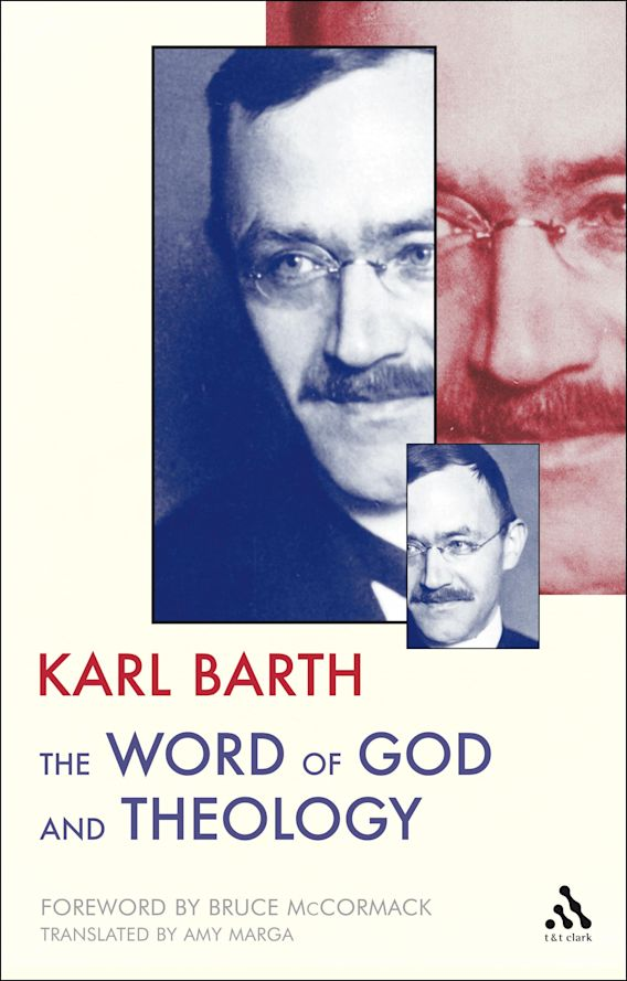 The Word of God and Theology cover
