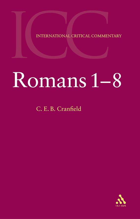 Romans cover