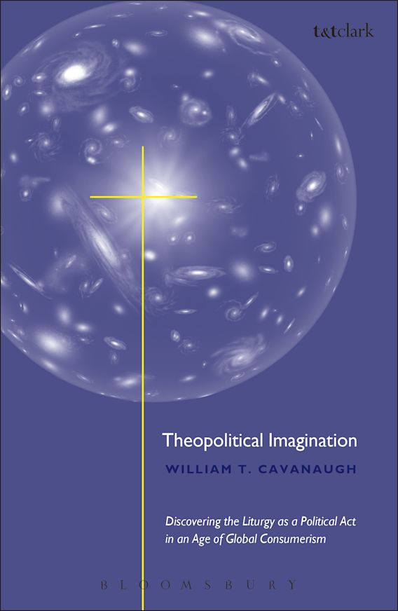 Theopolitical Imagination cover