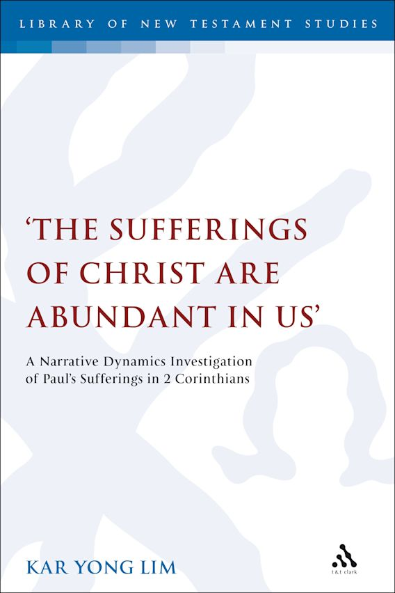 The Sufferings of Christ Are Abundant In Us' cover