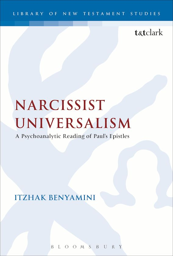 Narcissist Universalism cover