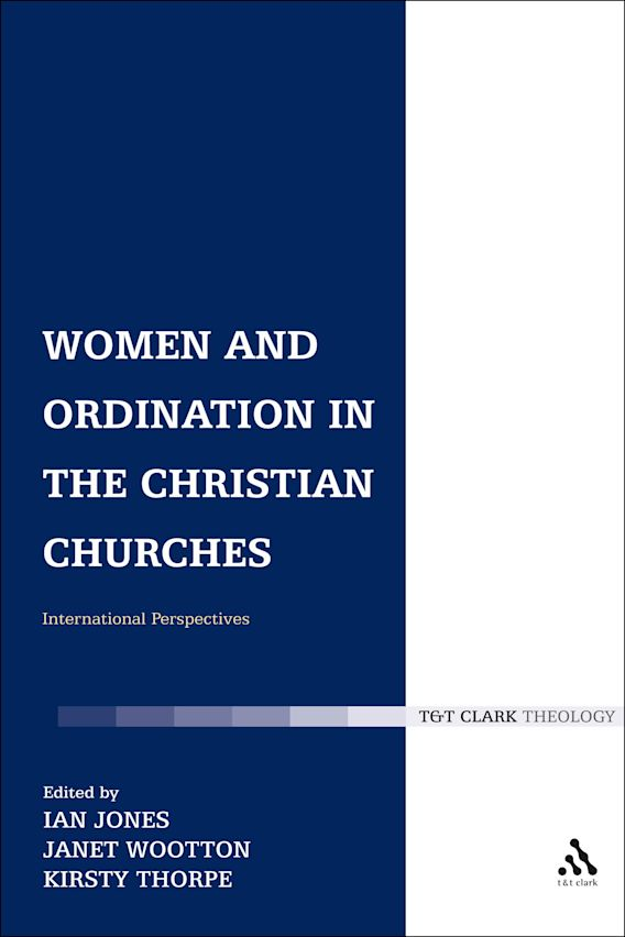 Women and Ordination in the Christian Churches cover