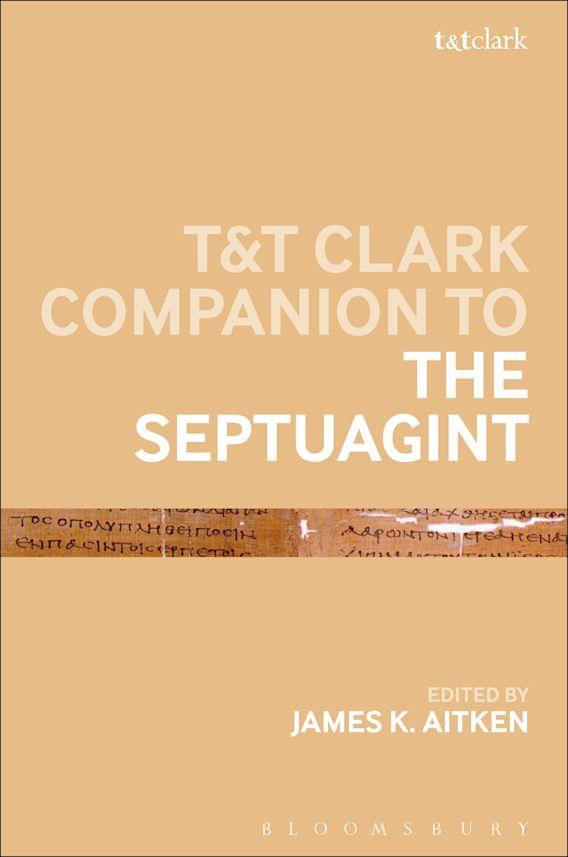 T&T Clark Companion to the Septuagint cover