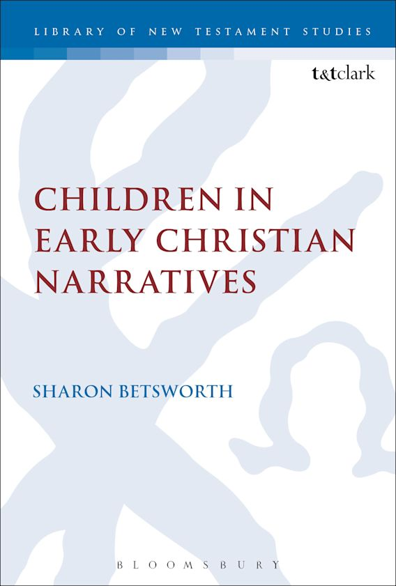 Children in Early Christian Narratives cover