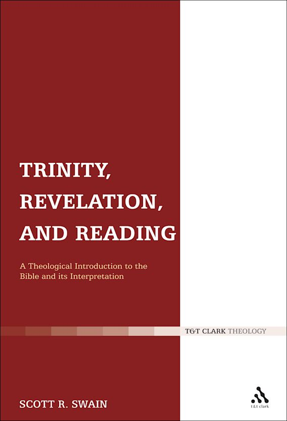 Trinity, Revelation, and Reading cover