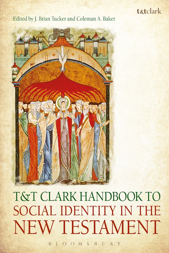 T&T Clark Handbook to Social Identity in the New Testament cover