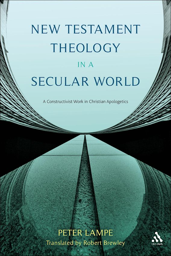 New Testament Theology in a Secular World cover