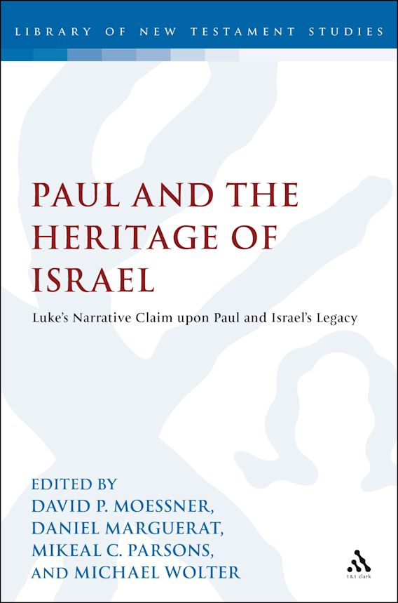 Paul and the Heritage of Israel cover