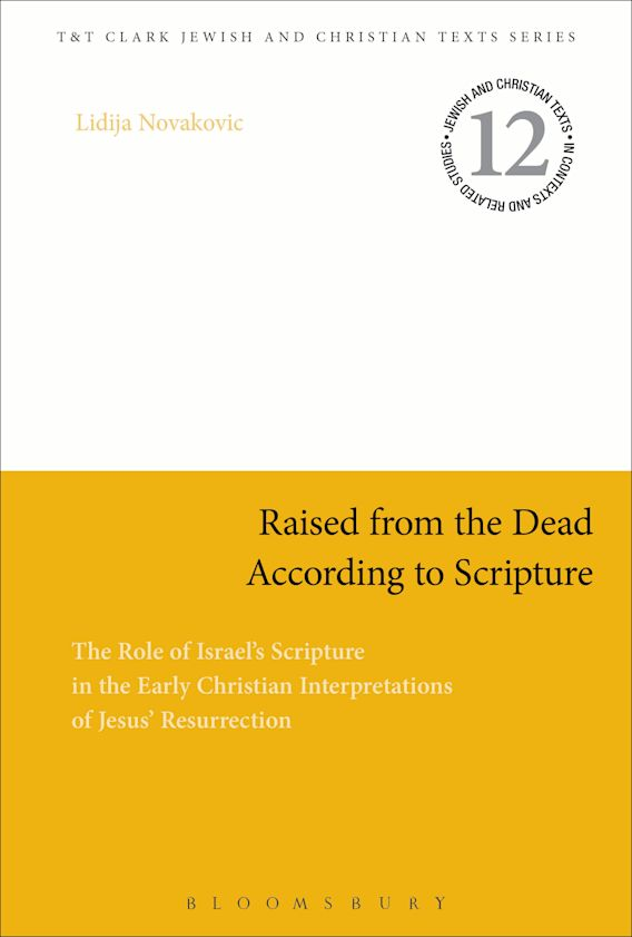 Raised from the Dead According to Scripture cover