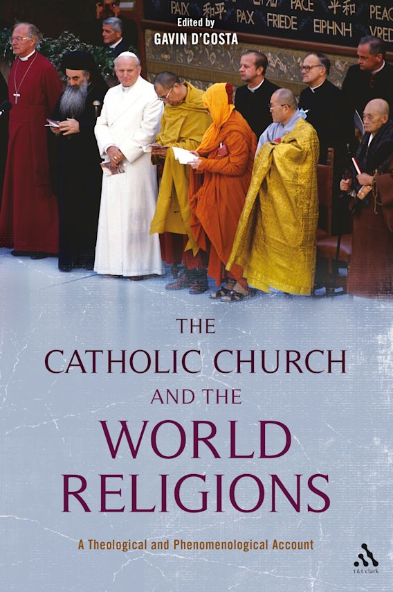 The Catholic Church and the World Religions cover