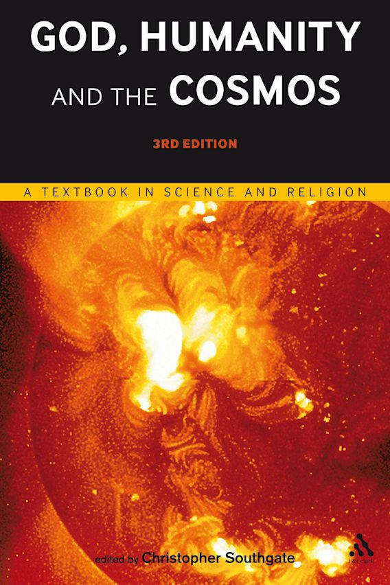 God, Humanity and the Cosmos - 3rd edition cover
