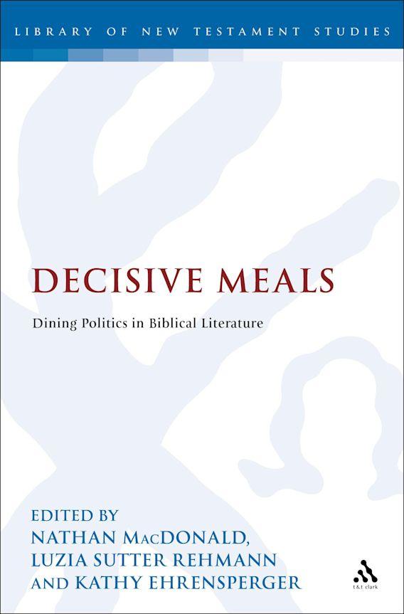 Decisive Meals cover