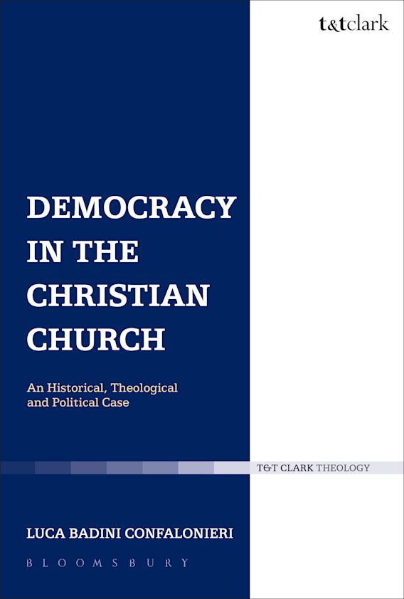 Democracy in the Christian Church cover