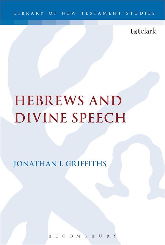 Hebrews and Divine Speech cover