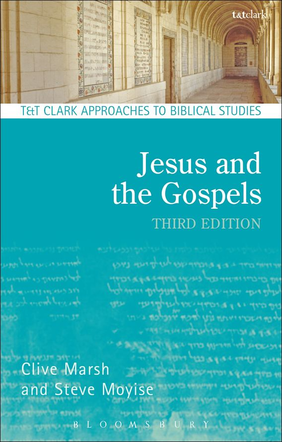 Jesus and the Gospels cover