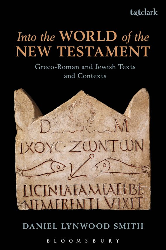 Into the World of the New Testament cover