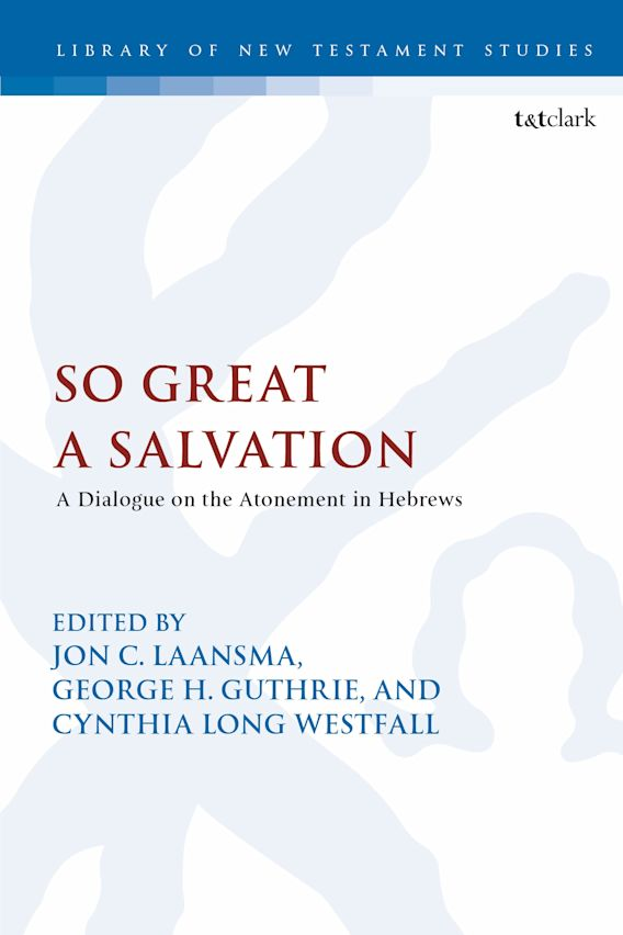 So Great a Salvation cover