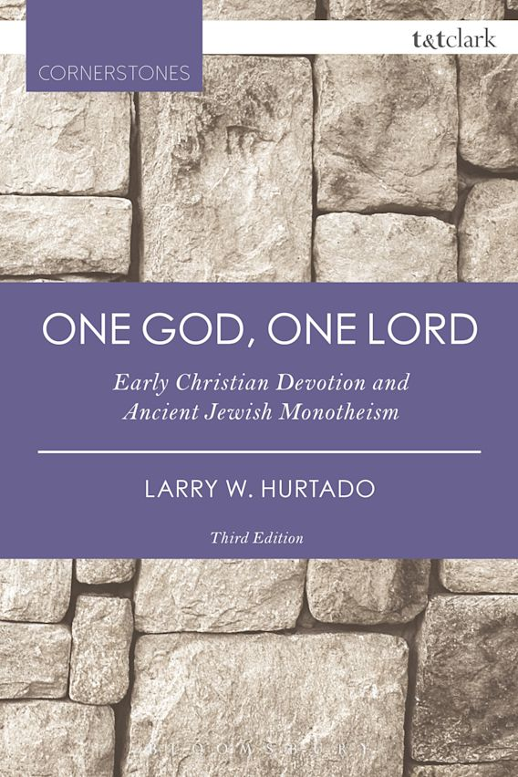 One God, One Lord cover