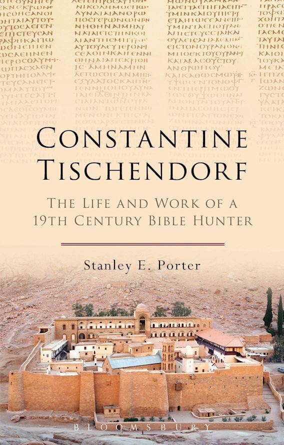 Constantine Tischendorf cover