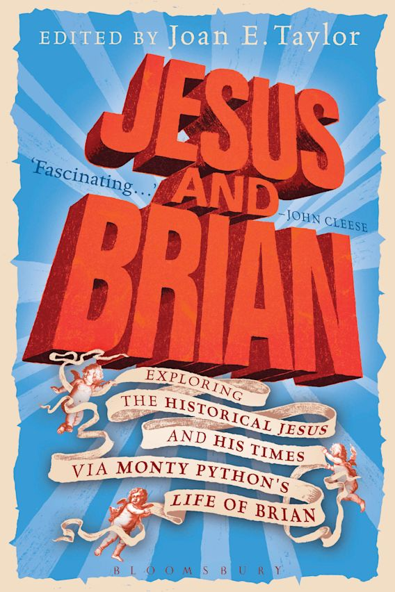 Jesus and Brian cover