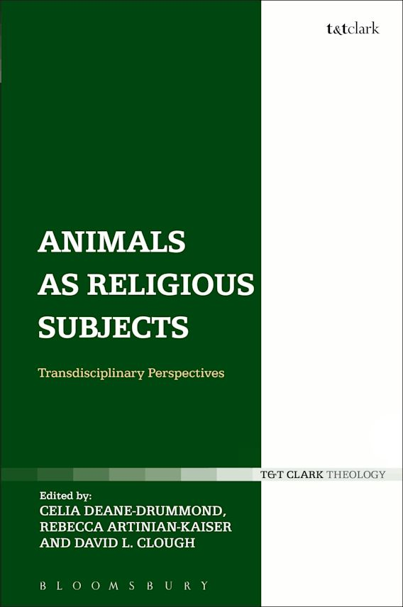 Animals as Religious Subjects cover