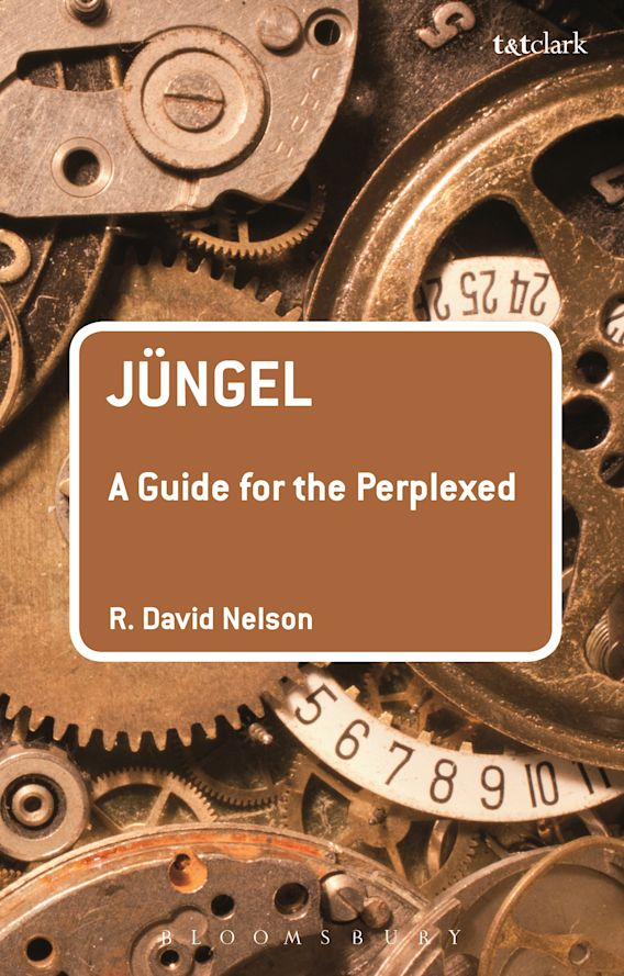 Jüngel: A Guide for the Perplexed cover