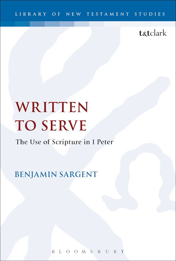 Written To Serve cover