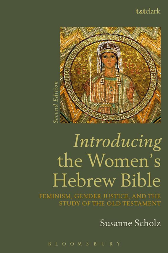 Introducing the Women's Hebrew Bible cover